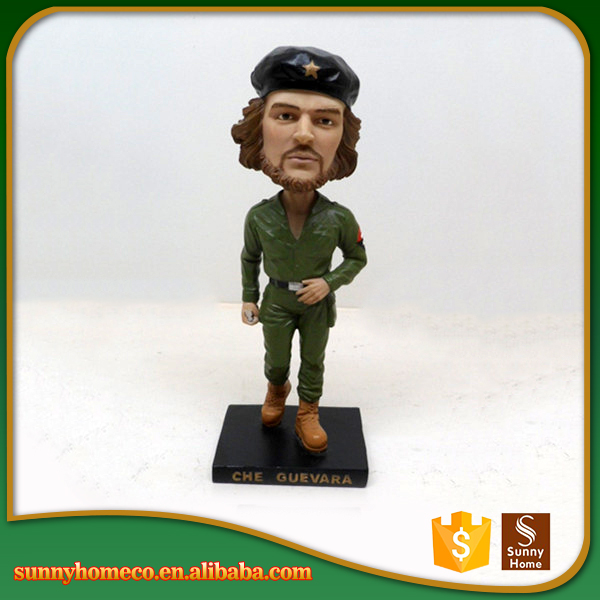 Resin Soldier Photo Bobble Head Bobblehead