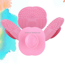 Silicone Shower Body Washing Hair Massage Brush Comb