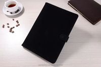 Credit card and Flip Stand leather tablet case for ipad mini 1/mini2/mini3