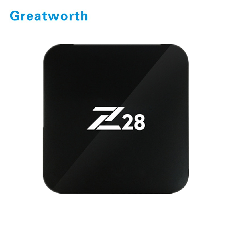 Android smart tv box Android 7.1 1G+8G android tv box with Rockchip 3328