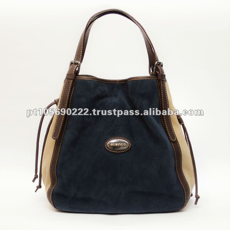 HANDBAG - GENUINE LEATHER 658