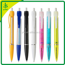 JD-C341 hot-selling cheap plastic promotion pull out banner pen