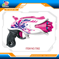 Funny plastic toys girl gun electric nerf bullet soft gun toys,toy gun,Machine Gun