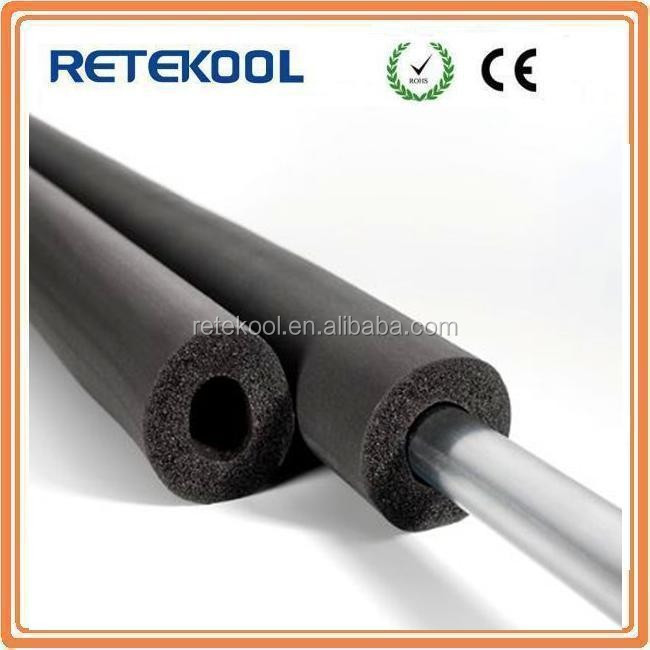 Air conditioning Rubber Foam Insulation Tube
