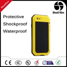 Waterproof hard pc material cell phone cases for HTC M7 M8 M8 Mini M9 Desire 510 816 LG G2 G3 G4 G3 Mini Nexus 6 L70 Leon C40