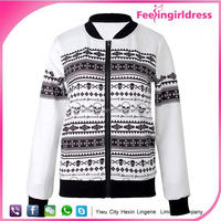 Stylish White Multi Pattern in stock Fold Up Jackets