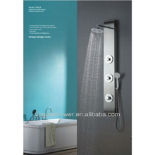 Bathroom Accessories Promotional Shower Panel Rain Shower Faucet