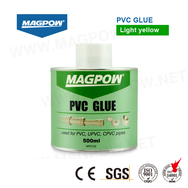 Magpow PVC CPVC Solvent Cement Pipe Glue For Plastic And Tarpaulin