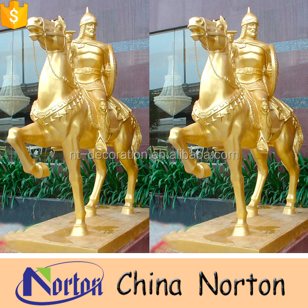 outdoor abstract jade horse statue NTRS169S