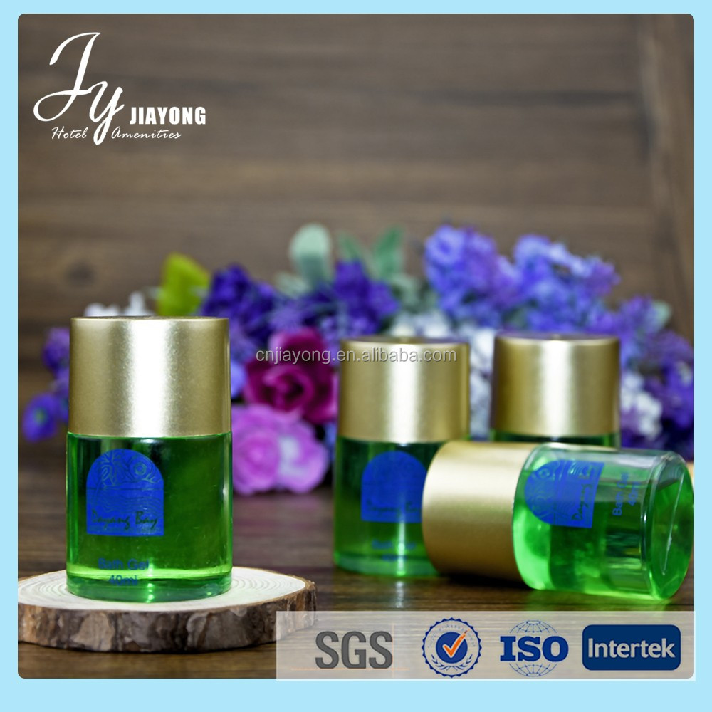 Professional hotel cosmetics hotel amenity set 4-5 star