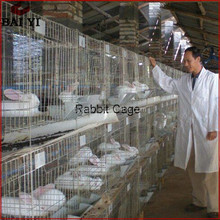 Easy Clean Rabbit Cage
