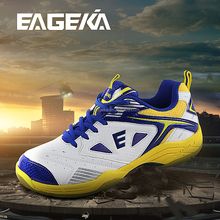 EAGEKA brand new arrived high quality professional badminton SPORT SHOES , INDOOR SHOES bs83