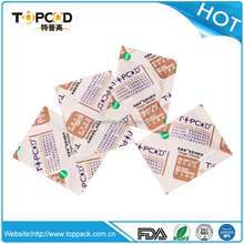 Efficient Food Usage Oxygen absorbe with food grade and higher oxygen absorption