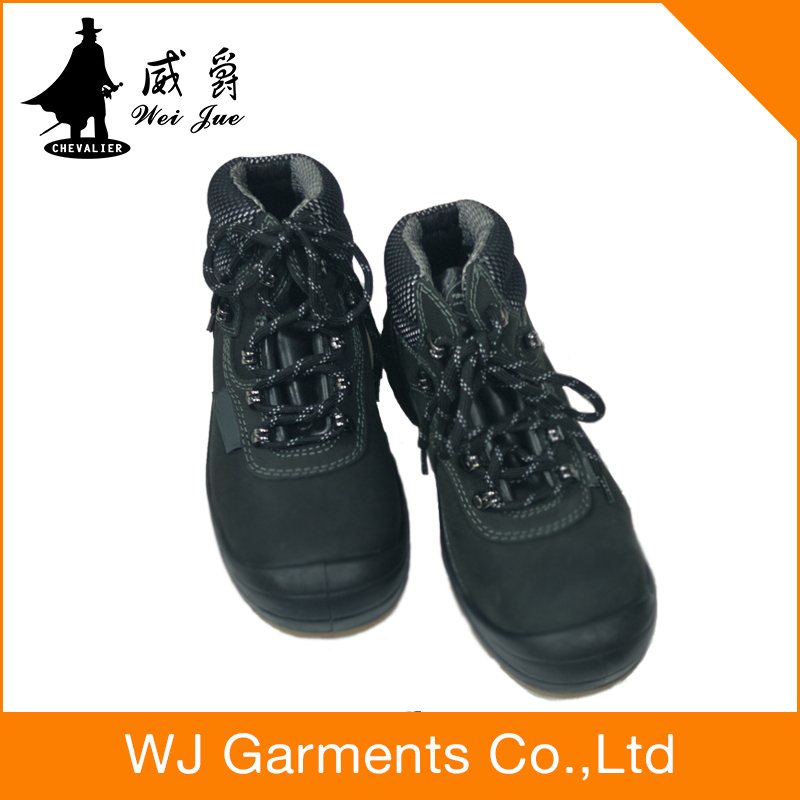 High Quality Steel Toe Safety Shoe Manufacturer Construction Safety Shoes