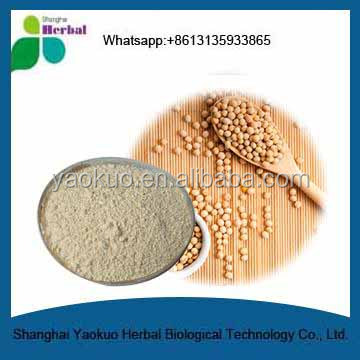 Soy Isoflavones Powder/soya Isoflavones/fermented Soybean Extract