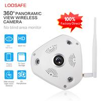 Good quality 360 wifi camera ip home inidoor wirelss security cctv camera