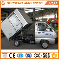 2.2KW 800KG Electric Light Van Truck with EEC