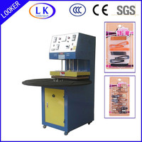 Hair Clam PVC blister packing machine