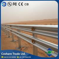 Coshare CE Certificate Quiet Preservative wrought iron fence designs guardrail