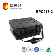 IP67 ROHS approved Rugged Hard Plastic Carrying Case