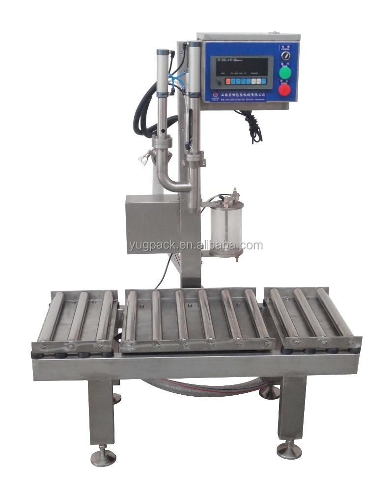 china shanghai bag juice filling machine with semi automatic