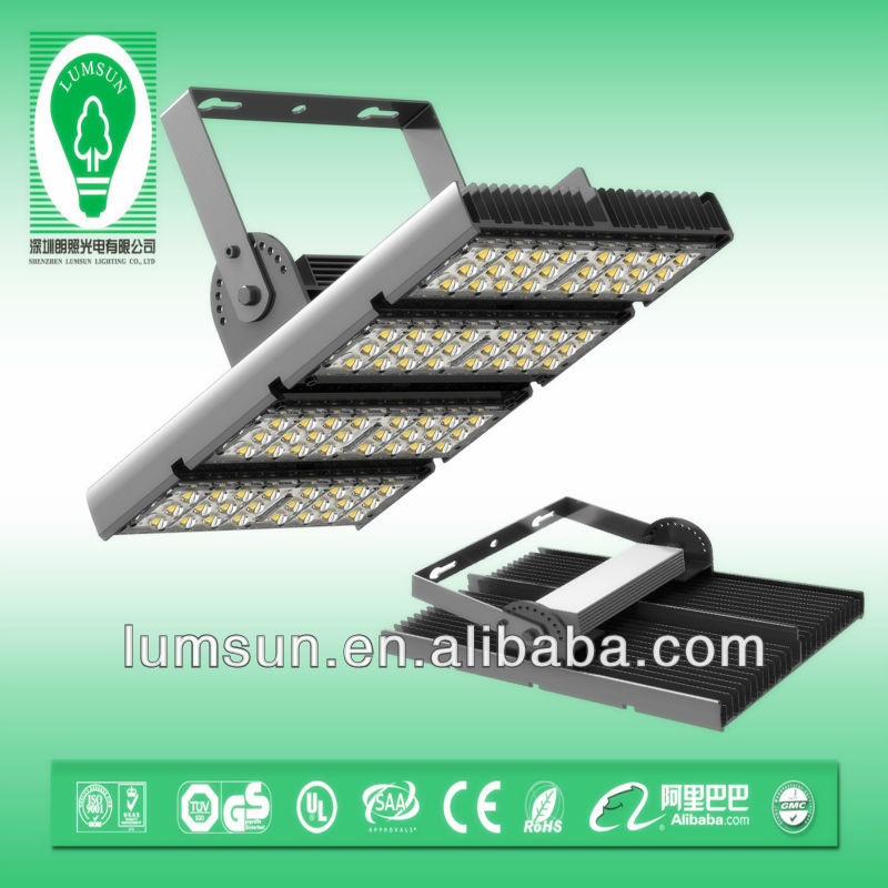 American bridgelux chip ul led canopy light,outdoor 120W led high bay canopy light