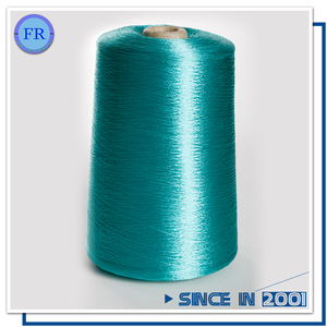 high quality magical 100% dyed viscose rayon yarn