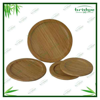 Disposable cheap bamboo dishes