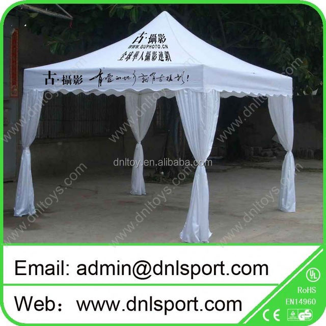 Cheap outdoor 10x10 canopy gazebo