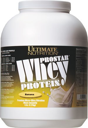 Prostar Whey Protein Powder,5lbs (Nt Eas, Optimum, Prolab)