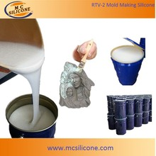Brush on Molding RTV-2 Silicone Rubber