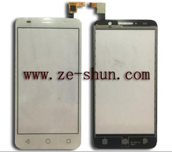 mobile phone digitizer for Alcatel OneTouch Pop 3 OT 5065 White