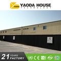 low cost of warehouse construction modular steel warehouse