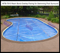 Resin Bonded Epoxy Paving for Swimming Pool Surround