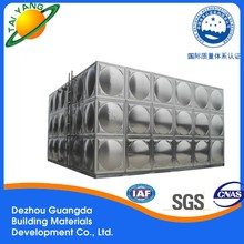 Acid and alkali resistance durable strong stainless steel water tank