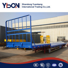 40ft 20ft flatbed container semi trailer