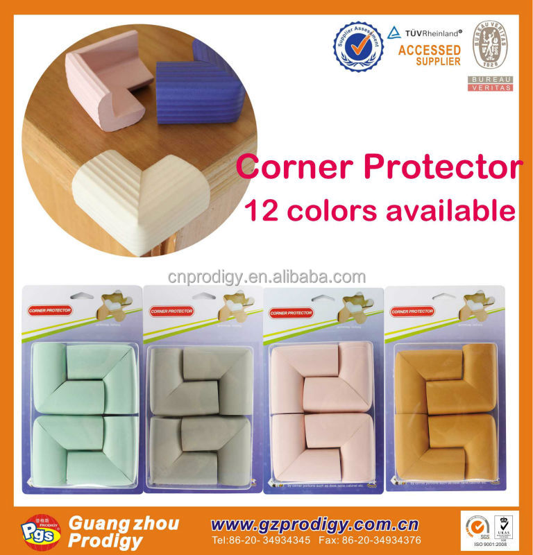 Wholesale Table rubber corner guard baby furniture