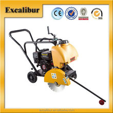"14"" Walk-Behind Concrete Saw with Loncin Engine 5.5HP"