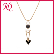 Latest Gold Necklace Design For Women New Fashion Jewelry