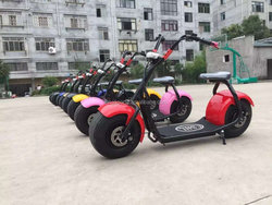 KING SPORTS Brushless Adult Electric Motorbike, Electric Harley, Electric Chopper