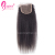 4x4 Kinky Straight Lace Closure,  Pre Plucked Full Cuticle Best Quality Human Hair Weave Front Lace Closure