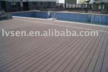 engineered wpc flooring,laminate WPC decking project