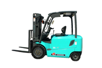 warehouse equipment goodsense electric 3.5 ton forklift truck for sale