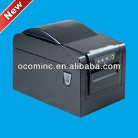 High speed thermal receipt mini printer Cheap 80mm Bus ticket Printers with Window 8