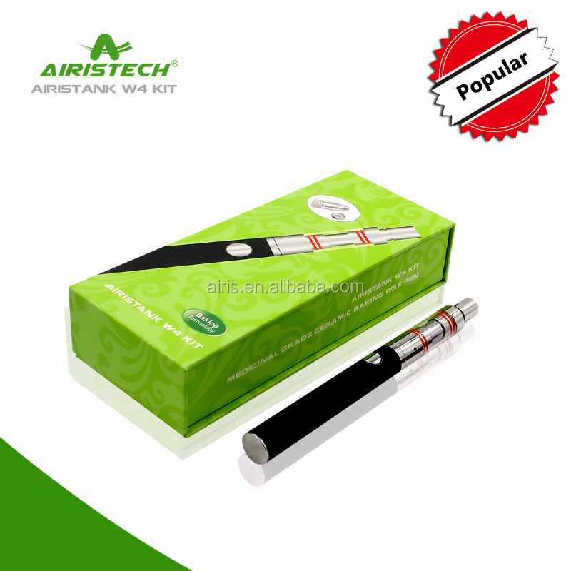 wax vape pen 2016 airistech W4 wax vape pen japan products distributors