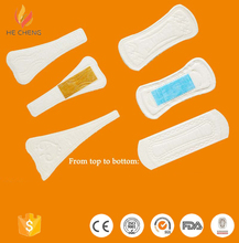 Sanitary Napkin Butterfly Panty Liners