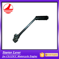 quality cg125cc spare parts starter pedal motorbike