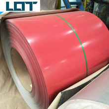 PPGI PPGL pre painted galvanized galvalume aluminium zincalume steel roofing metal sheet coil mill price