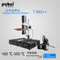Durable In Use BGA rework station,infrared rework station, smt rework station, motherboard repair machine