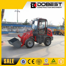 Cheap Price Front End Loader Mini 0.8T - Mini Loader ZLY908 - 1T Loader